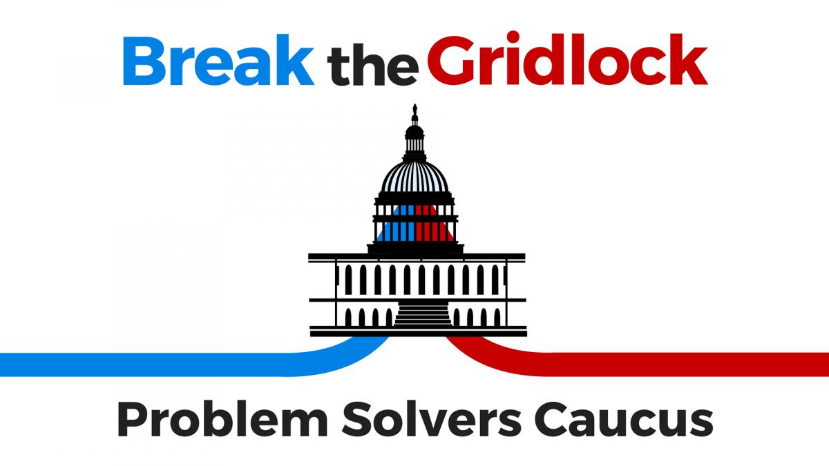 break the gridlock image