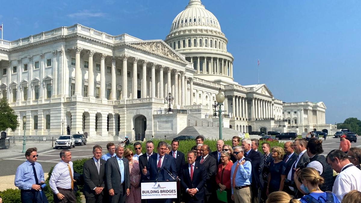 Problem Solvers Caucus Press Conference 7.30.21