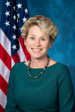 Rep. Chrissy Houlahan official photo